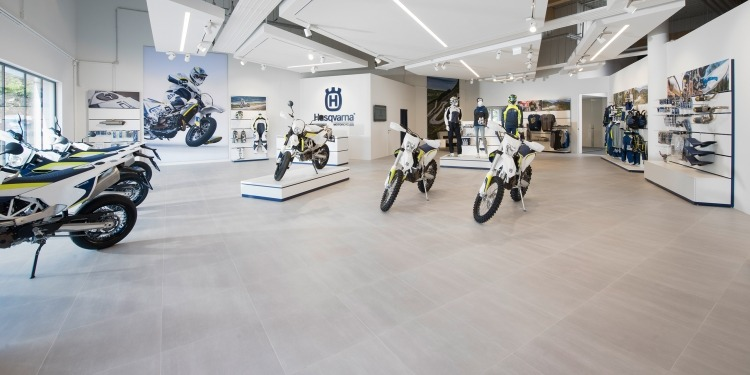 Husqvarna Shop - Shift 2016