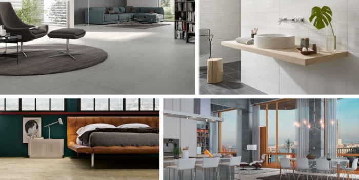 Ceramic tiles - Healthy indoor air and pleasant climate